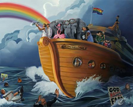 Noah 39s Gay Wedding Cruise