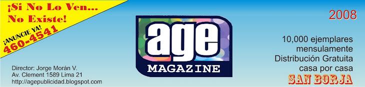 AGE PUBLICIDAD DIRIGIDA