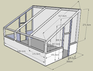 greenhouse greenhouse quot google sketchup quot plans