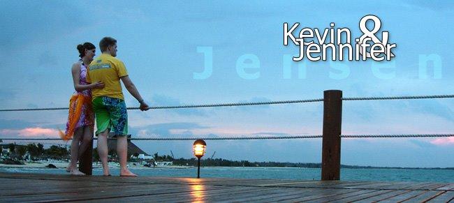Kevin and Jennifer's Blog