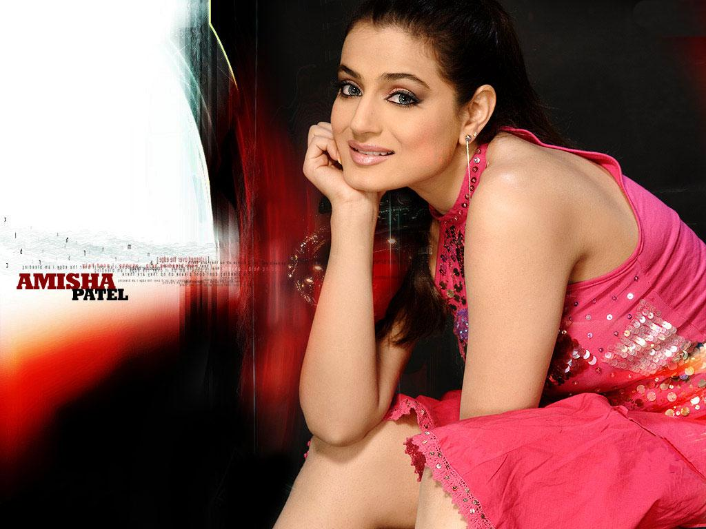 Bollywood actress bollywood hot actresses wallpapers gallery amisha patel hot wallpaper - Desi actress wallpaper ...