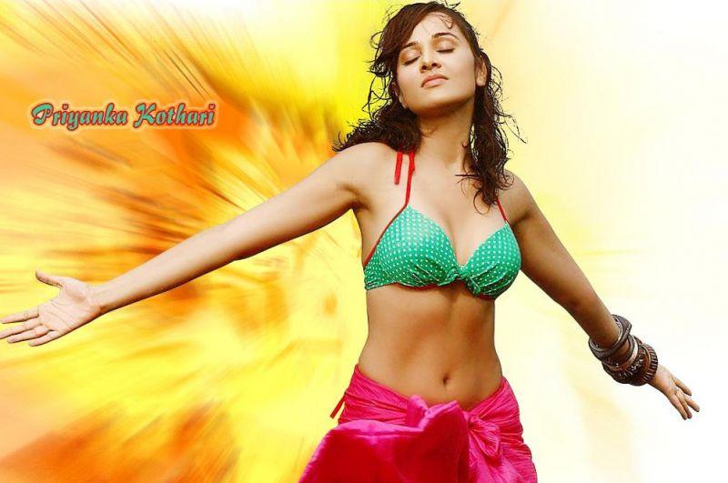 , Nisha Kothari Hottest Wallpapers