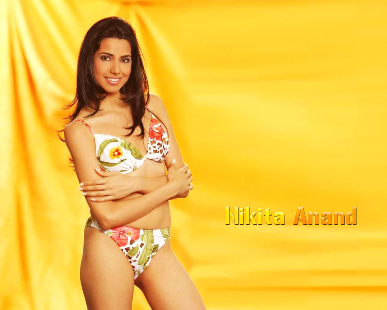 , Sexy Model Nikita Anand Hottest Wallpapers
