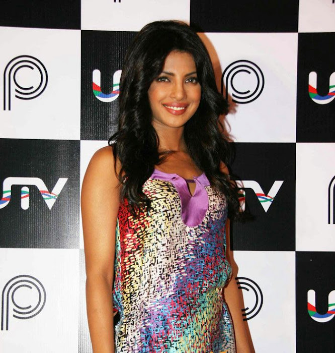 priyanka chopra gorgeous at utv interactives new digital avatar hot images