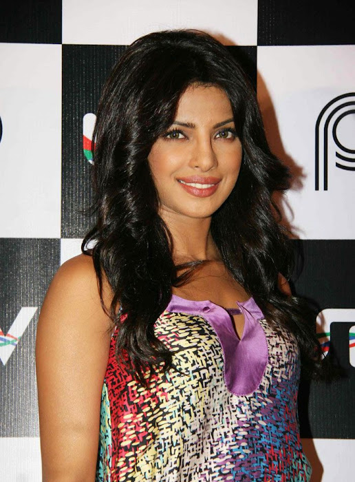 priyanka chopra gorgeous at utv interactives new digital avatar latest photos