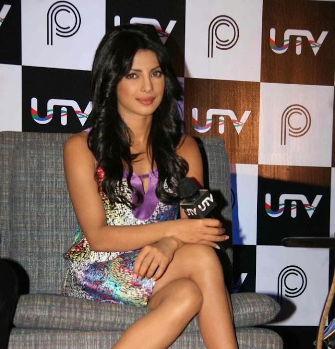 priyanka chopra gorgeous at utv interactives new digital avatar photo gallery