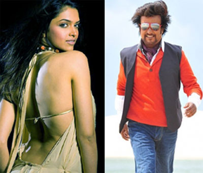 Deepika Padukone have no more time to work with Rajinikanth!