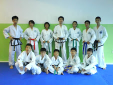 Main Dojang (Saturday)