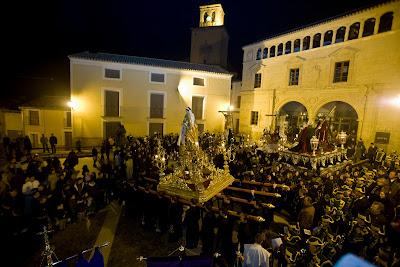 Jumilla, Semana Santa,Pguardio