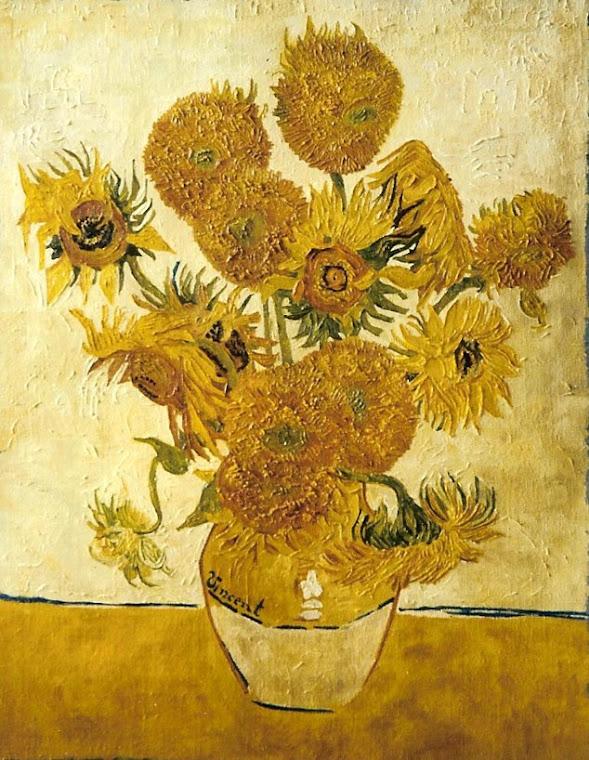 I Girasoli di Vincent Van Gogh