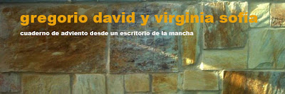 El blog de Gregorio David y Virginia Sofia