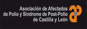 Logho de la Asociación de Polio y Síndrome de Postpolio de Castilla y León