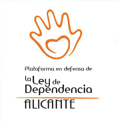Enlace al blog de la Plataforma en defensa de la Ley de Dependencia - Alicante