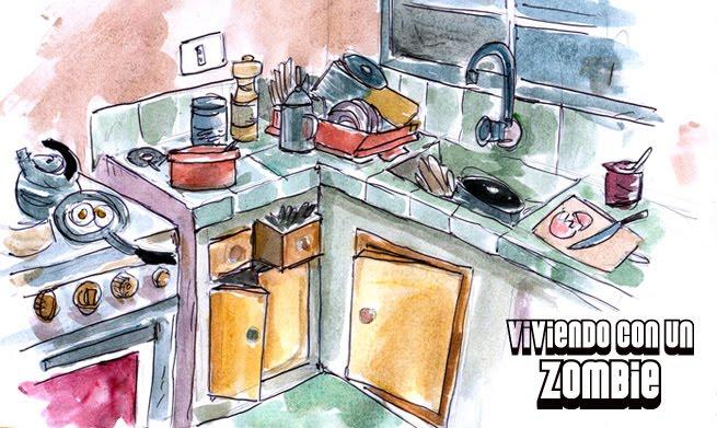 Viviendo con un Zombie