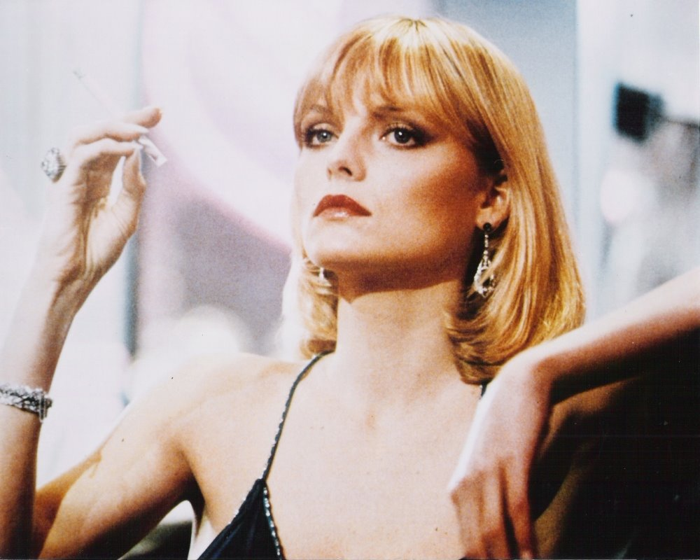michelle pfeiffer age in scarface