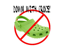 A Pox on Crocs!