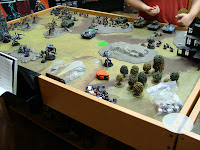 Battle For Korfeon - Tyranids VS Imperial Guard