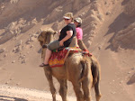 Camel Ride in the Gobi Desert