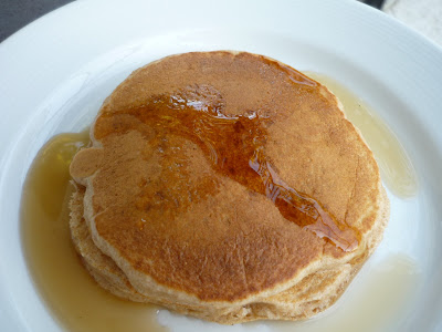 whole wheat pancakes weight watchers point value 2 pancakes 3