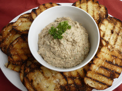 No Fear Entertaining: Baba Ganoush