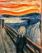O Grito-Edvard Munch