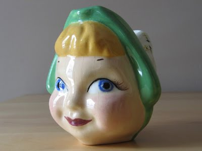 head-vase