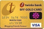 BFF Gold Card