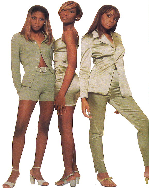 ... . The group The Braxtons first include Toni and all of her sisters