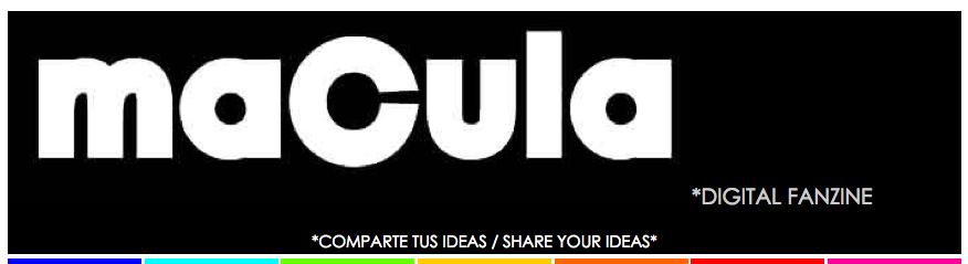 maCula * fanzine