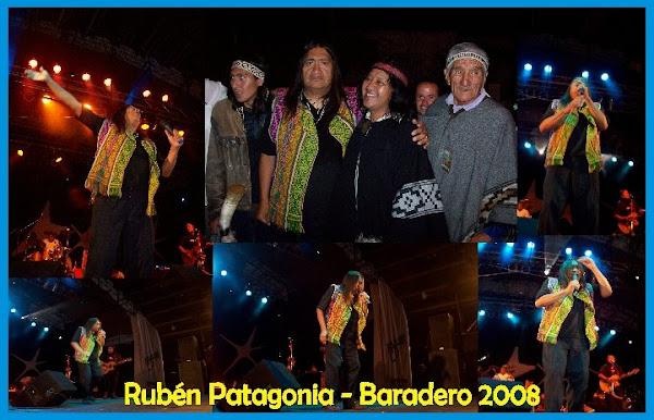Ruben Patagonia - Festival de Baradero 2008