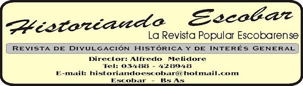Revista de Divulgacion Historica Escobarense