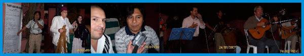Presentacion de Libro Quichua de Bitu Barraza