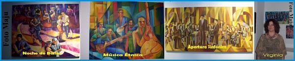 Muestra en el Museo de Escobar - 20/03/09