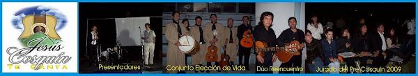 Pre Festival: Jesus Cosquin te Canta  2010