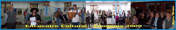 Encuentro Cultural Ciudad de Campana 21/06/09