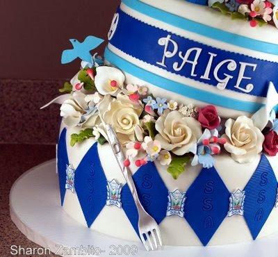 Polystyrene Cake Separators Uk