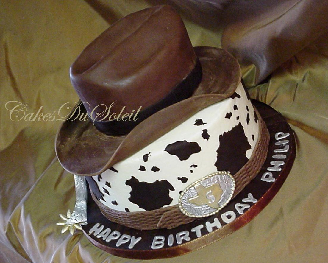 Cowboy Western Cake Ideas submited images