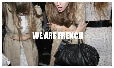 We Are French