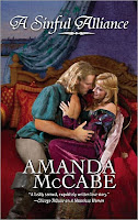 A Sinful Alliance by Amanda McCabe