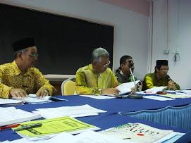 MESYUARAT KECEMERLANGAN  UPSR SKBKB 2009