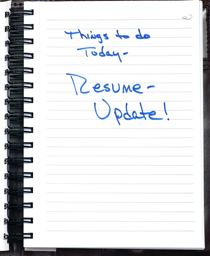 september is 39 international update your resume month 39 this initiativ updating my resume