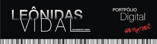 Leônidas Vidal -  Designer Gráfico e Jornalista