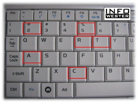 teclado - senha