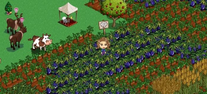 Farmville - Mini Fazenda