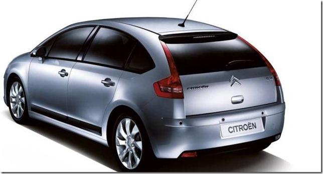 Citroen C4 Exclusive Sport 2011