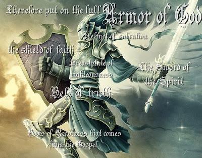 Raaspenrasi Armor Of God Image