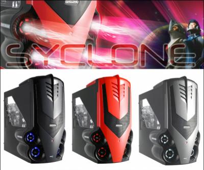 Mega Store Informatico Aerocool Syclone Black