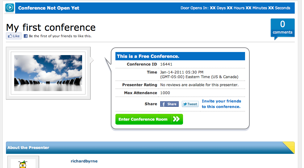 Free Technology for Teachers: Big Marker - A Free Web Conferencing ...