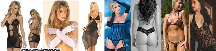 .:: Be Sexier with Ruenna Lingerie ::.