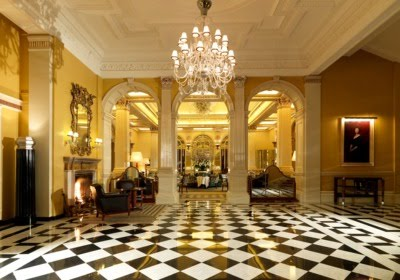 Place - claridge's london - can't wait to go